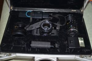 canon ae1 film camera