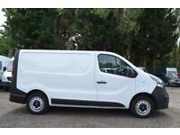 15 VAUXHALL VIVARO 2700 L1 H1 1.6 CDTI 115PS Panel Van DIESEL MANUAL