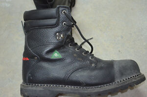 NEW SNAP-ON WORK BOOTS (SOLD)