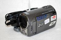 JVC Everio GZ-MS100U 35x Optical/800x Digital Zoom SDHC Camcorde