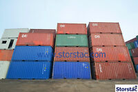 *-*-* Used 20' Storage Containers $2100*-*-* Shipping Container