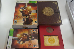 Fable 3 III Limited Collector's Edition Xbox 360 COMPLETE
