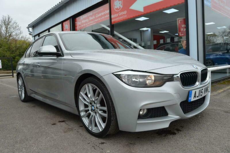 2015 BMW 3 Series 2.0 320d BluePerformance M Sport (s/s) 4dr Saloon Diesel Manua