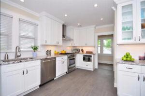 Maple Cabinets 50% OFF+Granite/Quartz Countertops from $45/SFww