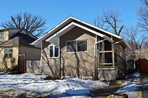 Beautiful 2 bed, 1 bath home in River Heights