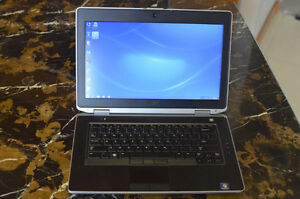 Dell Professional Business laptop