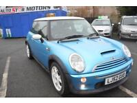 2002 Mini Mini 1.6 Cooper S LOW MILEAGE