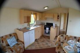 Stunning Extra Wide Heated Starter Holiday Home @ Southerness!