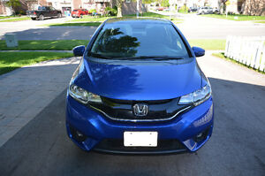 2016 Honda Fit EX CVT with LeaseGuard Protection
