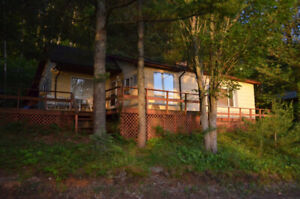 Waterfront Cottage for Sale on Long Lake - Barry's Bay area