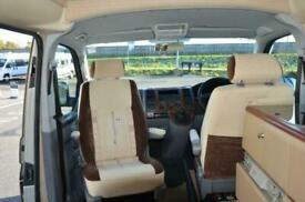 Auto-Sleepers Trident VOLKSWAGEN 4 BERTH 4 TRAVELLING SEATS CAMPERVAN