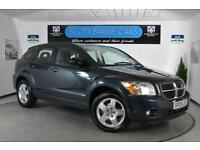 2009 DODGE CALIBER SXT HATCHBACK PETROL