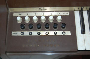 Electric Powered Air/Reed Chord Organ $20.00 OBO