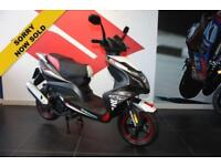 2018 18 SINNIS HARRIER 125 ***2018 EFI MODEL***