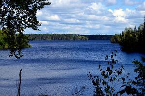 Rivière Péribonka (Bord de l'eau) Lac-Saint-Jean Saguenay-Lac-Saint-Jean image 3
