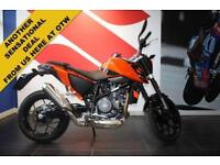 2017 17 KTM 690 DUKE 72 BHP***IT'S AN ANIMAL***