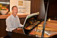 Pianiste disponible pour vos événements