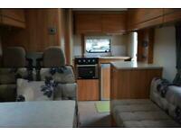 Swift Escape 624 FIAT 4 BERTH 4 TRAVEL SEAT MOTORHOME