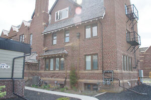 JUST LISTED! 3 storey condo,historic features, dbl det garage