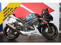 2015 15 SUZUKI GSXR750 L5 WHITE