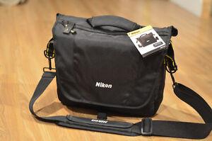 Nikon Camera Bag - New with tags