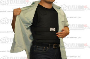 NIJ III-A stab and bulletproof body armour vest, Made in Canada Gatineau Ottawa / Gatineau Area image 3