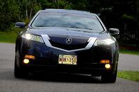 2010 Acura TL SH-AWD Sedan. Cheaper than a Civic