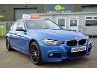 2014 BMW 3 SERIES 2.0 320D M SPORT 4D 181 BHP *FULL LEATHER INTERIOR* DIESEL