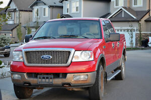 2004 Ford F-150 SuperCrew larait Pickup Truck