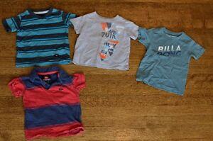 quiksilver, billabong shirts