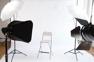 Large Bright Studio for Rent  - Photo & Video Shoots, Art Events