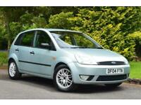 2004 Ford Fiesta 1.25 LX 5dr Hatchback Petrol Manual