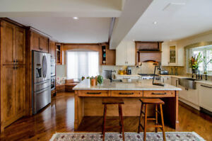 Premium Kitchen 4 sale! Cabinets, Counters, Appliances, Sinks