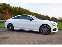 Mercedes Benz C43 AMG Premium Plus, Very High Spec. Low Miles