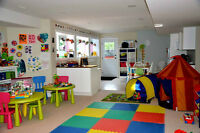 Thom Creek Daycare F/P Time Spots Available!