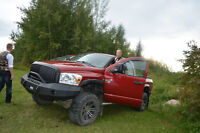 2008 Dodge 2500 Low Km Great Shape Must SEE!
