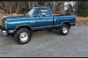 1993 Dodge Other Pickups Pickup Truck