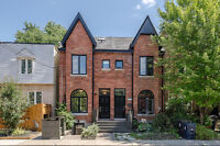 Newly Renovated Quality Finished Victorian in Leslieville
