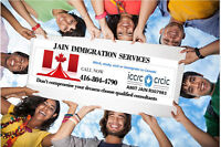 Immigration Advice - Jain Overseas