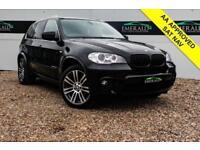 2010 60 BMW X5 3.0 XDRIVE40D M SPORT 5D AUTO 302 BHP DIESEL