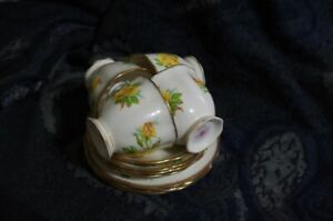 Yellow Rose China by Royal Albert