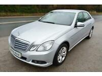 2009 MERCEDES E250 CDI BLUEEFFICIENCY SE Auto Saloon Diesel Automatic