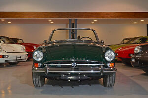 Immaculate 1964 Sunbeam Tiger