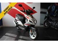 2018 67 SINNIS HARRIER 125 ***ONLY 262 MILES***