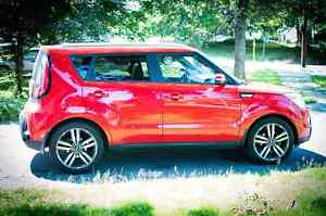2015 Kia Soul SX Luxury - Lease takeover
