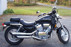 Great condition Honda Magna - Clean