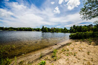 Waterfront Lot on Lake Manitouwabing! Parry Sound.