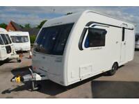 2016 Lunar Cosmos 462 - 2 Berth - End Washroom - Touring Caravan