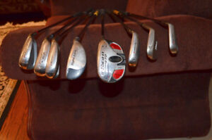 ADAMS Golf Clubs for Sale - Mixed Bag of GOOD Clubs $125.00