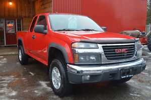 2008 GMC Canyon SLE 4X4 Pickup Truck. Safety & E-Test Included!